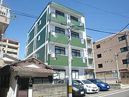 ピースマンション[102号室]の外観