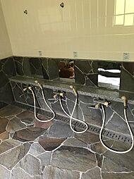 お風呂の洗い場