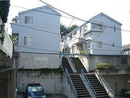 アドウェル西嶺B棟[1階]の外観