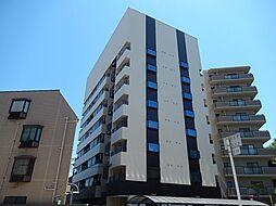 レバンガ江坂アパートメント[4階]の外観