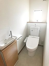 2階トイレ クリーニング前