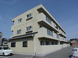 兵庫県姫路市町坪の賃貸マンションの外観