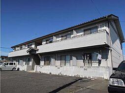三恵マンション[1階]の外観