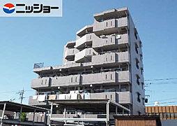 リバーパーク小田井[4階]の外観