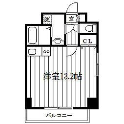 UFステージ伊勢佐木[5階]の間取り