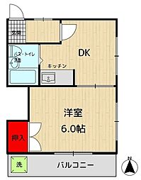 練馬春日町駅 4.9万円