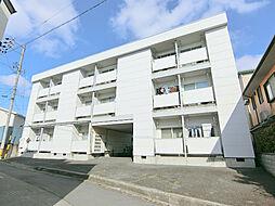 長野県長野市桐原2丁目の賃貸マンションの外観
