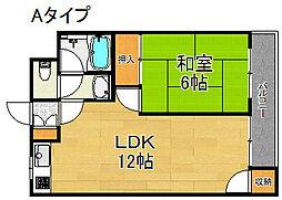 エクセル21[2階]の間取り