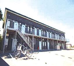 埼玉県久喜市久本寺の賃貸アパートの外観