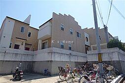 [タウンハウス] 兵庫県神戸市長田区西山町1丁目 の賃貸【/】の外観