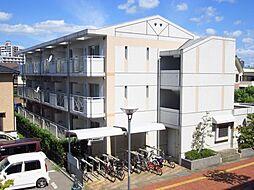 メープルコートI[3階]の外観