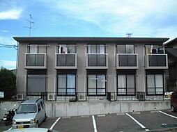 京都府木津川市相楽台5丁目の賃貸アパートの外観