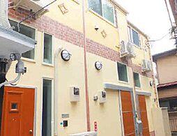 ユナイト戸部ラ・ボリビアーナ[1階]の外観