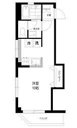 La verire Chitosedai[2階]の間取り