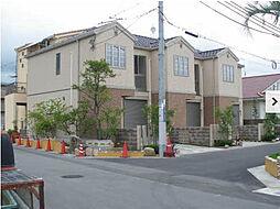 [テラスハウス] 兵庫県宝塚市中筋4丁目 の賃貸【/】の外観