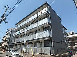 レオパレス西ノ京円町[410号室]の外観