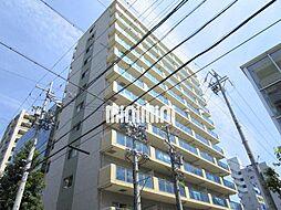 プレステージ新栄[6階]の外観