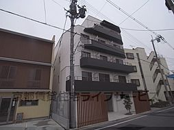 TK FLAT西京極[102号室]の外観