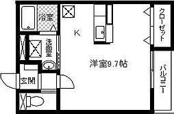 Sing-F[1階]の間取り
