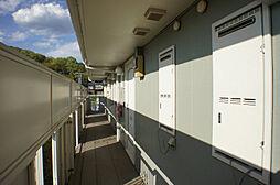 グリ−ンハウスハシモトA[1階]の外観