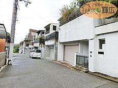 人丸小学校、大蔵中学校区