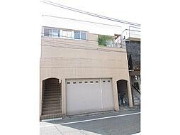 東京都世田谷区玉堤2丁目の賃貸アパートの外観