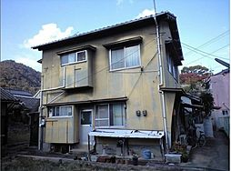 広島県呉市西愛宕町の賃貸アパートの外観
