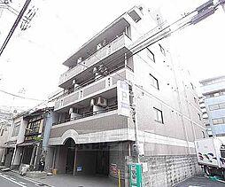 京都府京都市中京区新烏丸通二条上ル橘柳町の賃貸マンションの外観