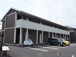 アニヴェルセルST[2階]の外観