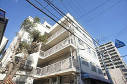 兵庫県神戸市長田区御屋敷通5丁目の賃貸マンションの外観