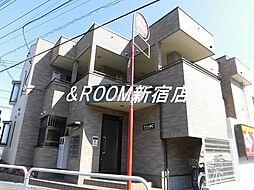 ハイム桜C棟[2階]の外観