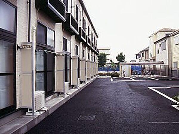 レオパレスSUGAWARA[207号室]の外観