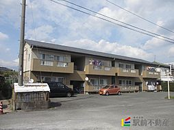 天本アパートB棟[107号室]の外観