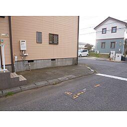 [テラスハウス] 茨城県つくば市小野川 の賃貸【/】の外観