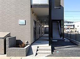 レオパレスグランドテール[1階]の外観