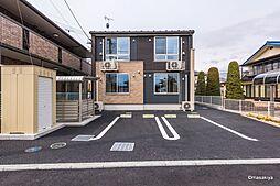 長野県長野市大字稲葉の賃貸アパートの外観