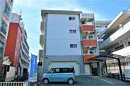 福岡県福岡市南区高宮5丁目の賃貸マンションの外観