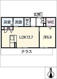 仮)ハートホーム豊田市平戸橋町[1階]の間取り