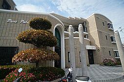 福岡県福岡市東区和白東4丁目の賃貸マンションの外観
