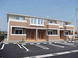 兵庫県姫路市西庄甲の賃貸アパートの外観