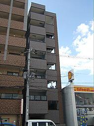シティコート丸太町[502号室]の外観