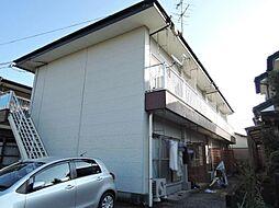 福富アパート[202号室]の外観