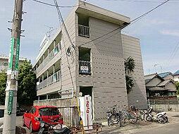 大阪府高槻市寿町2丁目の賃貸マンションの外観