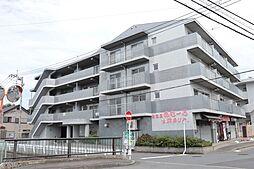 ソレイユ平野[4階]の外観