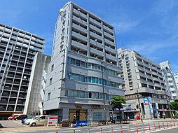 Bergamotto 吉野町[9階]の外観