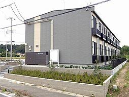 レオパレスビリーブロード[1階]の外観