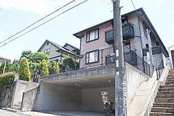 兵庫県西宮市松ケ丘町の賃貸アパートの外観