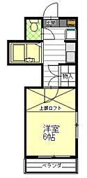 安積永盛駅 2.5万円