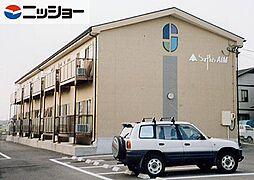 サープラスAIM[1階]の外観