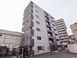 大阪府大東市大野1丁目の賃貸マンションの外観